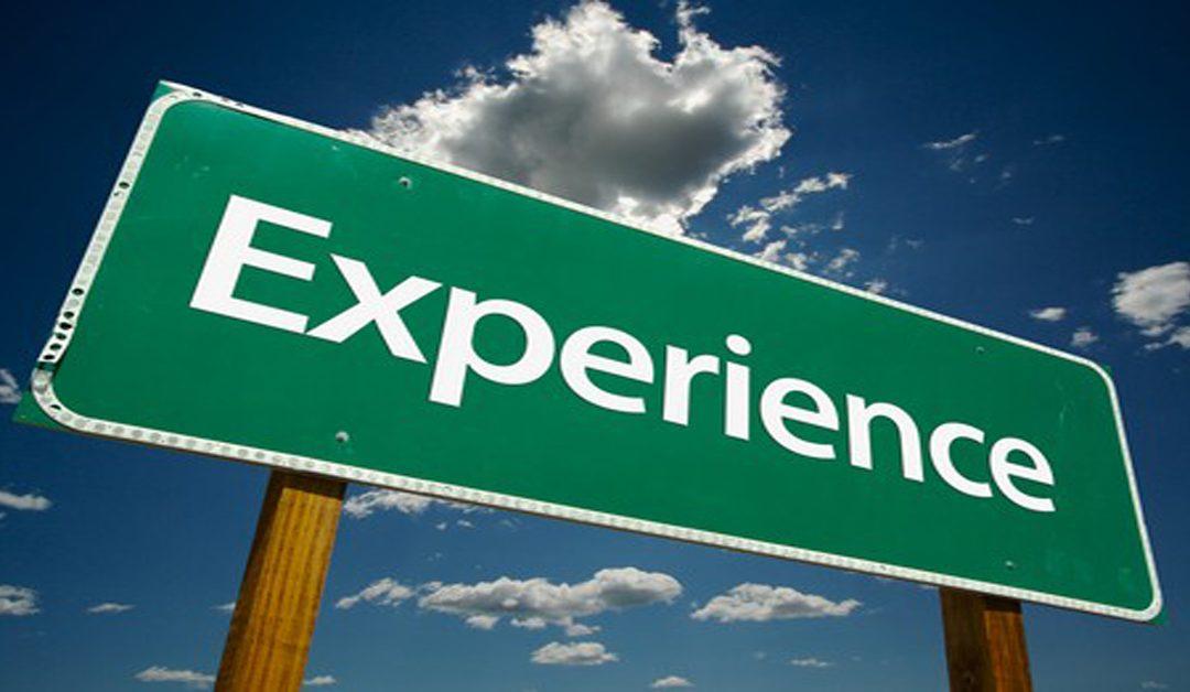 Experiența – cel mai bun învățător