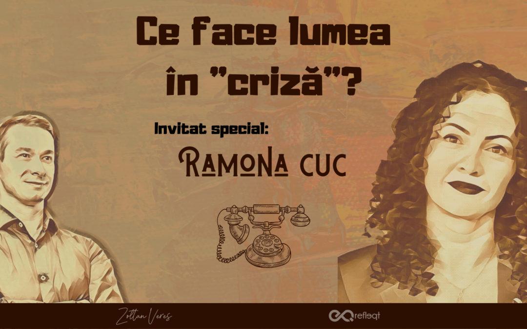Invitat special Ramona Cuc