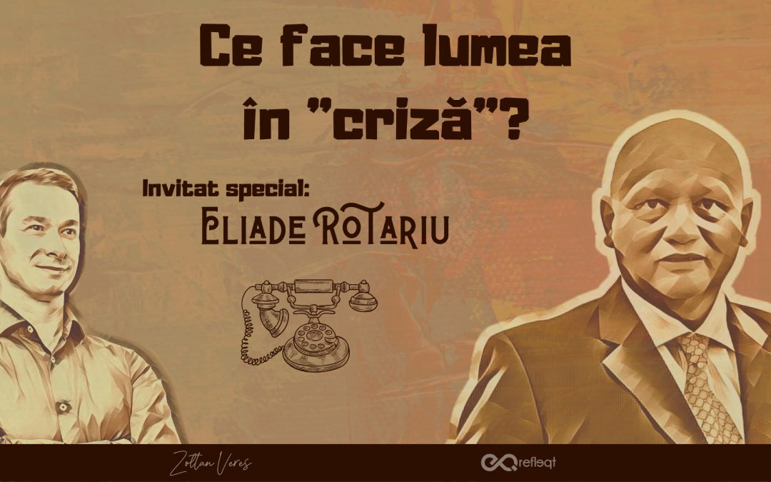 Invitat special Eliade Rotariu