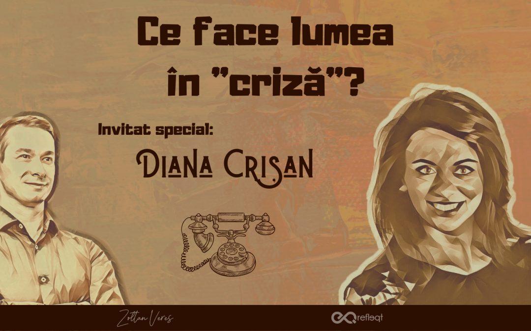Invitat special Diana Crisan