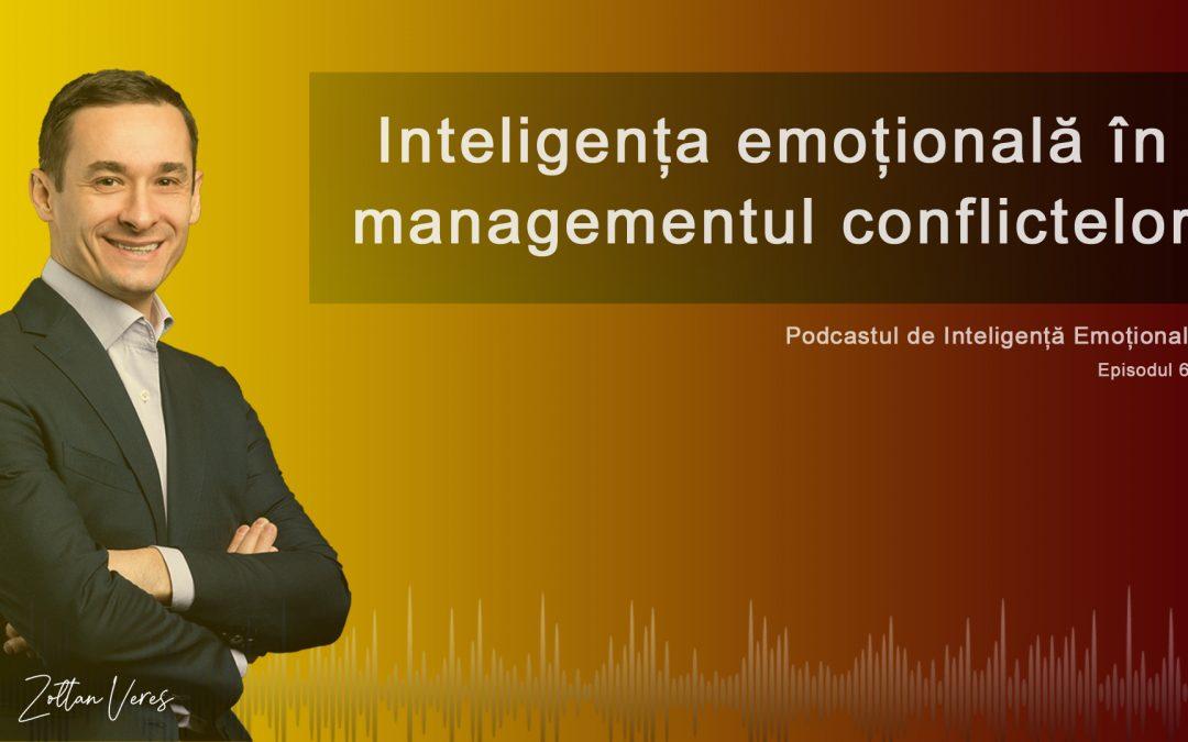 Inteligența emoțională în managementul conflictelor