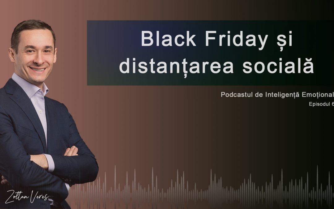 Black Friday și distanțarea socială